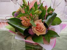 M13 Bouquets 231 © Zara Dalrymple by Zara Flora, via Flickr  http://www.zaraflora.com  #follow @zaraflora & @mothersflowers