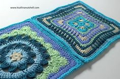 Week 10of Nuts about Squares CALis all about rest and relaxation because this week you only need to make 2 squares. It gives those of you that are a bit behind time to catch up. This week we have…
