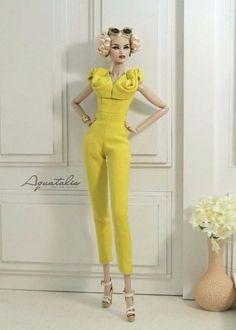 Estilo: La moda y la muñeca barbie...