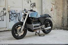 Custom BMW K100 Tatanka Pictures