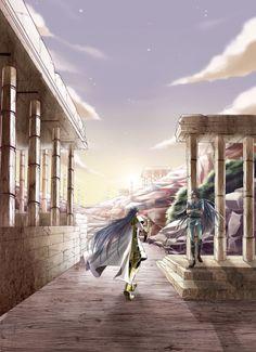 Gemini Saga | Sea Dragon Kanon