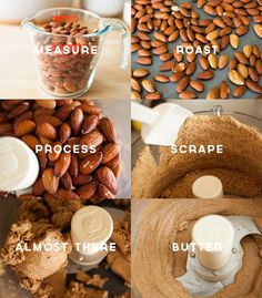 Clean Eating   Easy Homemade Almond Butter and gluten free 66 calorie cookies you'll love! - offbeat + inspired