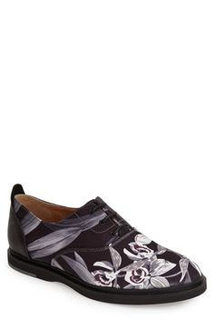 Men's Thorocraft 'Hampton' Floral Oxford