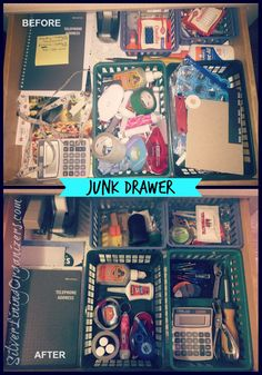 Silver Lining Organizers, LLC  Organize Your Junk Drawer