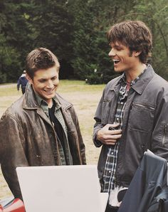 Supernatural Jensen Ackles + Jared Padalecki