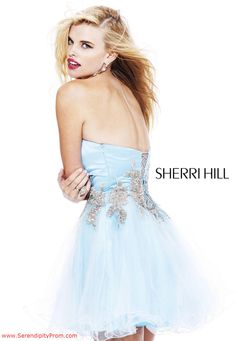 ef73492940c Sherri Hill cocktail dress from Serendipity  550