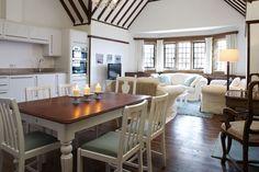 Multi Purpose - Dining Room Ideas – Decorating, Design & Wallpaper (houseandgarden.co.uk)
