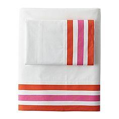 Cute sheets.