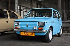 Polski Fiat 126p Fiat 500, Small Cars, Subaru, Cars And Motorcycles, Cool Cars, Vehicles, Awesome, Cars, Historia