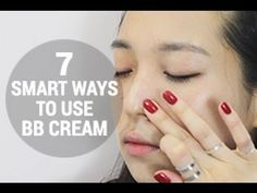 How to apply BB Cream? 7 different ways to wear BB cream. As you know, We always want to share useful beauty tips and tricks for you. Everybody wears bb cream these days and it became popular that We made this video to use them variously.  Check the 7 Smart ways to use BB cream and try them yourself. Hope you enjoy this video!^^