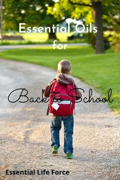 Boy walking home from school Stress Relief Essential Oils, What Are Essential Oils, Essential Oil Uses, Oils For Life, Boy Walking, Mindfulness For Kids, Back To School Essentials, Kids Sleep, Kids Health