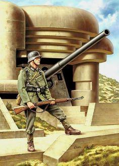 German Wehrmacht - Normandy