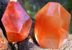 ~ Carnelian is a red-brown variety of chalcedony (chalcedony is a cryptocrystalline form of quartz). It is very similar to sard, and the two names are used interchangeably - although sard is sometimes considered to be darker in color, closer to brown ~