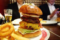 遂にこの日がやってきたダブルロットバーガー #meallog #food #foodporn #burger #burger_jp #ハンバーガー # #tw