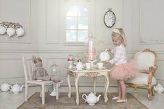 Nina Say Cheese Tea Party (Kid's Studio Photography) - BabaLlama.com