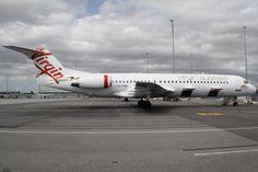 Virgin Australia Fokker F100 (ex Skywest)