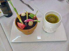 ロコにも旅行者にも大人気のイタリアン「アランチーノ」のカハラ店がついにオープン!アートさながらのお料理は感動モノです!