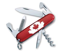 Canada Day Giveaway: subscribe for your chance to win this Maple Leaf Swiss Army knife!  Whether you're fishing, camping or picnicking the Maple Leaf Victorinox Swiss Army knife will certainly come in handy.   Subscribe to our newsletter by emailing contest@vitamindaily.com (with your edition preference) and you'll be entered to win this handy dandy tool. Oh, Canada!