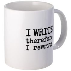 One day, I will learn to love the novel rewrite!