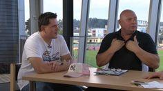 Amstetten Thunder: Time2Talk mit zwei Donnerboys  Mehr unter >>> http://a24.me/1s2hX1B