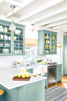 Wood Cabinets For Kitchen - CLICK THE IMAGE for Many Kitchen Ideas. #cabinets #kitchenstorage