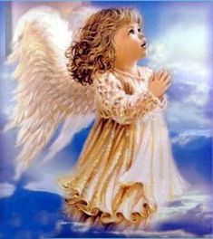 Little Angel Girl Praying Photo:  This Photo was uploaded by frazay99. Find other Little Angel Girl Praying pictures and photos or upload your own with P...