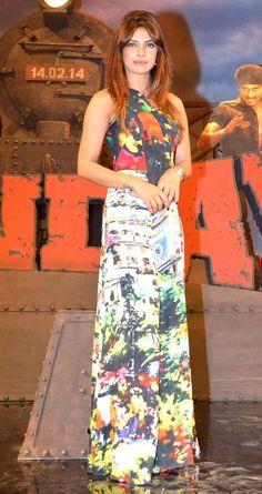 Priyanka Chopra at the music launch of film Gunday. #Style #Bollywood #Fashion #Beauty