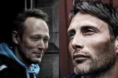 The two (Danish) brothers, Lars and Mads Mikkelsen
