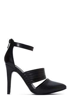 Shoe Cult To The Point Heel