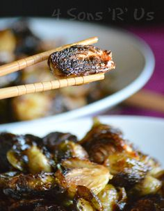 crispy-asian-brussels-sprouts