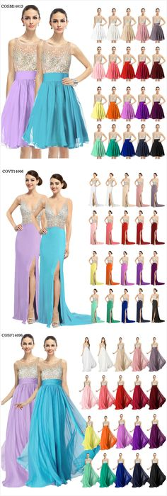 Colorful Occasion dresses! You can surely find the one you love best.
