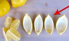 Scorza del limone: 6 pratici usi alternativi