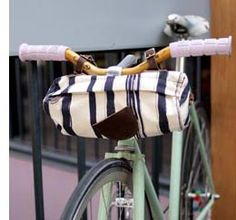 love this bicycle bag by Alexandra Cassaniti