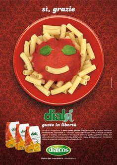 Dialsì - #Food #Advertising