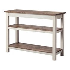 IKEA KEJSARKRONA sideboard Solid oak is a hardwearing natural material with a hard surface.