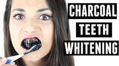 Activated Charcoal Teeth Whitening BEFORE AND AFTER! Testing Pinterest Beauty Hacks - https://www.fashionhowtip.com/post/activated-charcoal-teeth-whitening-before-and-after-testing-pinterest-beauty-hacks/