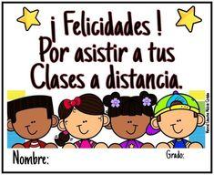 Graduation Cards Handmade, Students Day, Virtual Class, School Clipart, Kids English, Stickers Online, Teacher Hacks, Teaching Spanish, School Hacks