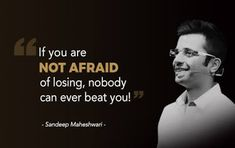 Sandeep Maheshwari is a Successful Entrepreneur and talented motivational speaker in India. Read Here: Sandeep Maheshwari Quotes and Thoughts Words. Good Quotes, Sucess Quotes, Genius Quotes, Motivational Quotes For Success, True Quotes, Positive Quotes, Best Quotes, Inspirational Quotes, Favorite Quotes