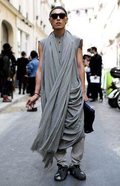 contemporary toga