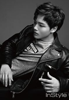 Heartthrob Yeo Jin Goo For InStyle Korea's June 2015 Issue | Couch Kimchi