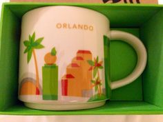 The newest member of my Starbucks mug collection :)