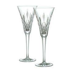 Waterford Lismore, sklenice na šampaňské