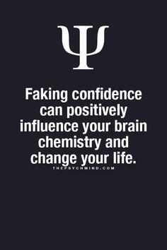 Fake It Till You Make It Premise