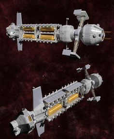 Connestoga Reference Model by Reactor-Axe-Man.deviantart.com on @deviantART