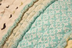 Rag Quilt Tutorial by Expecting the Unknown