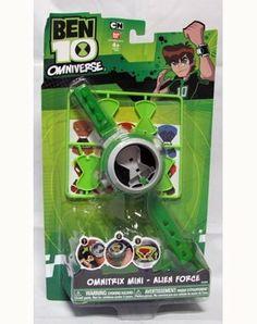 Ben 10 Omnitrix Mini