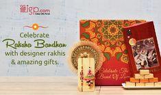 #RakshaBandhan 2018 Only Gets Bigger and Better With IGP Raksha Bandhan, Cursed Child Book, Best Gifts, Wellness, Big