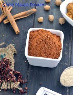 Chole Masala Powder , How To Make Chole Masala Powder recipe Chole Masala Powder Recipe, Masala Recipe, Samosa Chaat, Indian Food Recipes, Ethnic Recipes, Punjabi Recipes, Masala Spice, Homemade Spices, Spice Mixes