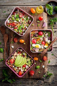 Quinoa, Acai Bowl, Lunch Box, Breakfast, Fitness, Food, Bulgur, Acai Berry Bowl, Morning Coffee