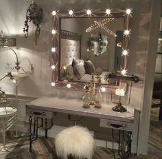 glamour vanity